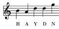 Haydnx