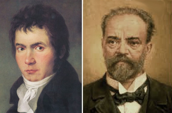 Beethovendvorak2